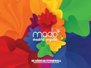 Madrid Orgullo 2019 | MADO'19 | 28/06-07/07/2019 | Chueca | Madrid | 50 años de Stonewall