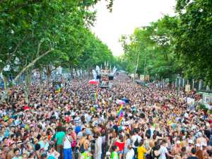 Madrid Orgullo 2019 | MADO'19 | 28/06-07/07/2019 | Chueca | Madrid | Manifestación Mado'18