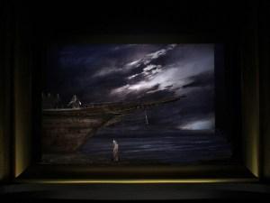 7 magníficas óperas en Yelmo Cines desde Nueva York y Barcelona | 23 salas de España | 'El holandés errante' de Richard Wagner | 14/03/2020