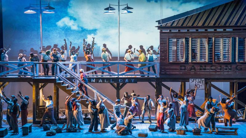 7 magníficas óperas en Yelmo Cines desde Nueva York y Barcelona | 23 salas de España | 'Porgy and Bess' de The Gershwins | 01/02/2020