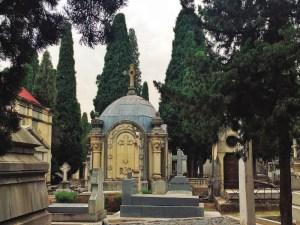 Zonas verdes de Carabanchel | Catálogo | Ayuntamiento de Madrid | Cementerio de San Isidro