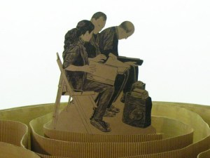 Exposición virtual ¿Qué hacen y quiénes hacen?   Alfonso Berridi   Círculo de Bellas Artes   Madrid