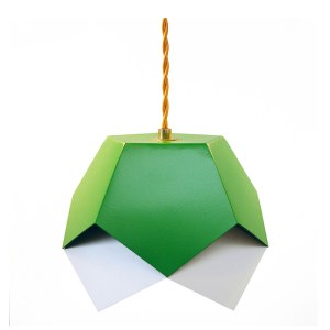 Suspension, Charles Lethaby Lighting — Vert Prairie, Ponio