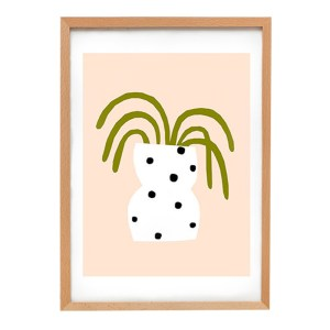 Affiche Plante, Depeapa — Pêche, Ponio