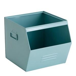 Casier, La Redoute Interieurs — Bleu Turquoise, Ponio