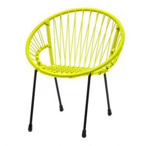 Chaise Enfant, The Rocking Company — Fluo, Ponio