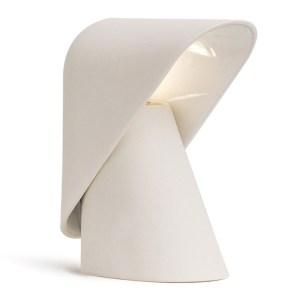 Lampe de Table, Vitaming Living — Blanc Crème, Ponio