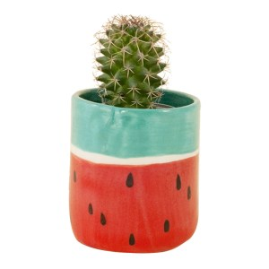 Cache-pot, Things by Bea — Rouge Coquelicot, Ponio