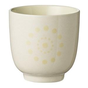 Mug, Bloomingville — Jaune Poussin, Ponio