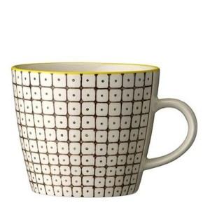 Mug, Bloomingville — Marron Noisette, Ponio