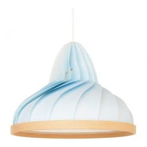 Suspension, Snowpuppe — Bleu Nordique, Ponio