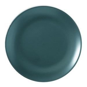 Assiette à Dessert, La Redoute Intérieurs — Vert Emeraude, Ponio