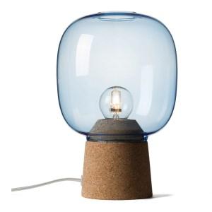 Lampe, Enrico Zanolla — Bleu Nuit, Ponio