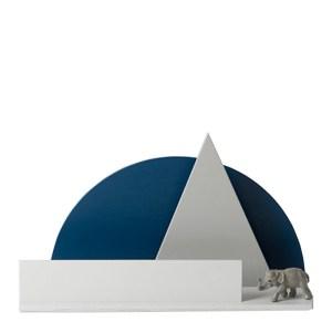 Plateau de table, Golden Biscotti — Bleu Nuit, Ponio