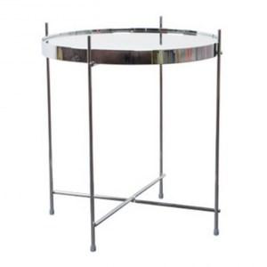 Table Basse, Drawer — Argenté, Ponio