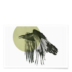 Affiche, Morgan Kendall — Vert Amande, Ponio