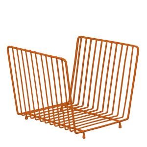 Range-magazines, Maze — Orange Citrouille, Ponio