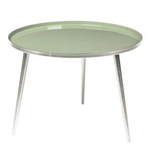 Table Basse, Broste Copenhagen — Vert Amande, Ponio