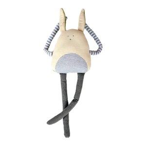 Doudou, Smallable Toys — Gris Perle, Ponio