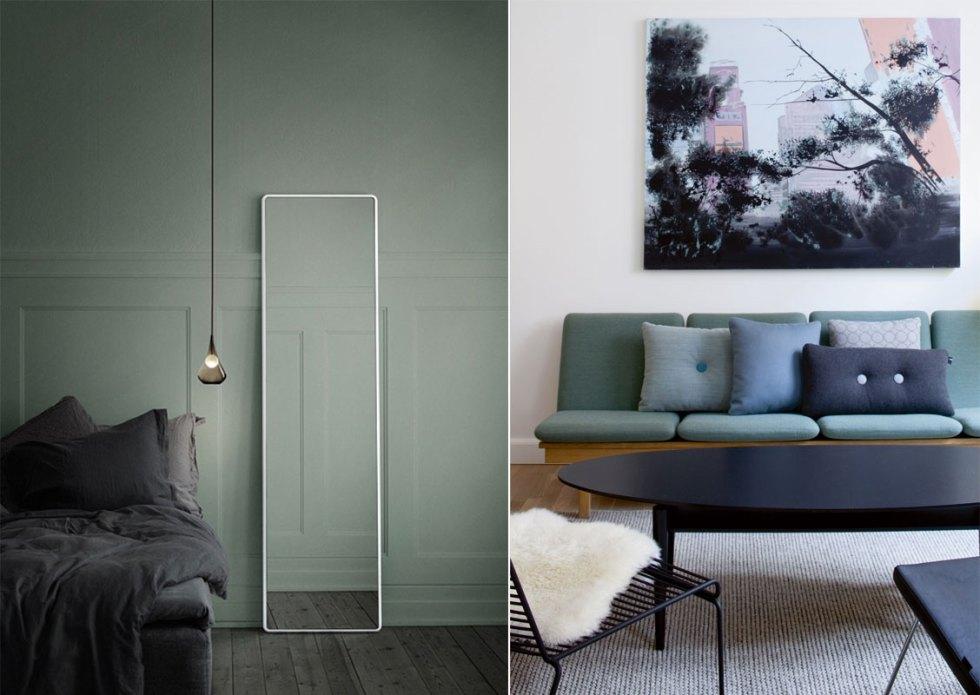 5 couleurs combinées au gris ardoise | Ponio
