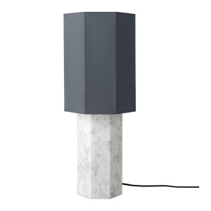 Lampe de Table, Louise Roe — Gris Ardoise, Ponio