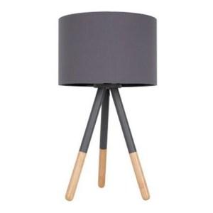 Lampe de Table — Gris Ardoise, Ponio