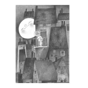 Papier Peint, Kek Amsterdam — Gris Ardoise, Ponio