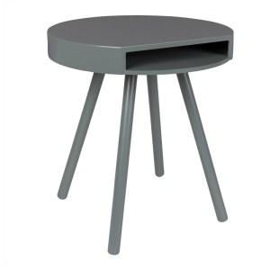 Table Basse, Zuiver — Gris Ardoise, Ponio