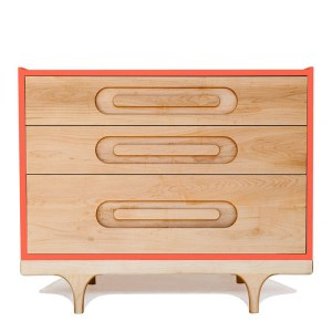 Commode, Kalon Studios — Orange Corail, Ponio