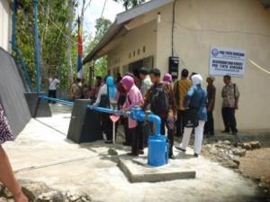 Kunjungan Lapangan ke BUMDes Desa Karangrejek