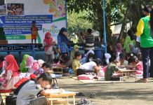 Gebyar Seni dan Budaya Desa Wisata Ponjong 2012