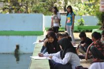 Semangat Cetar Membahana di Gebyar Seni dan Budaya Desa Wisata Ponjong 2012