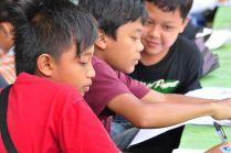 Berkarya di Gebyar Seni dan Budaya Desa Wisata Ponjong 2012