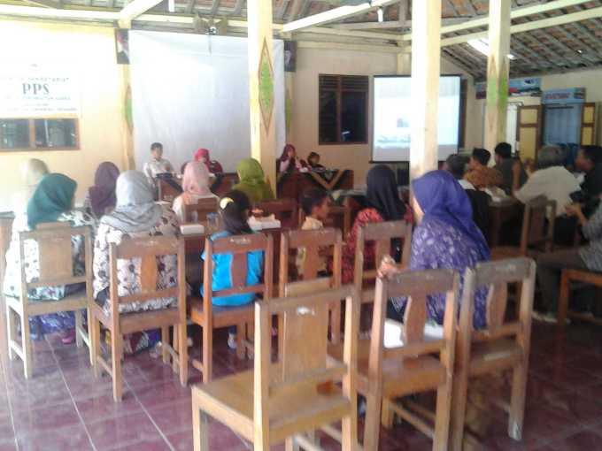 Kunjungan BKM Maju Bersama Wonolelo Bantul