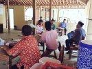 Suasana Pilihan di Dusun Kuwon
