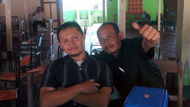 Anang Sutrisno Direktur Terpilih bersama Arif Al Fauzi Lurah Terpilih