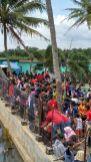 Berenang dan Bersenang-senang Liburan di WaterByur Sumber Ponjong 2017