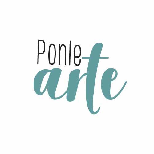 Logotipo Ponle Arte Blog de manualidades