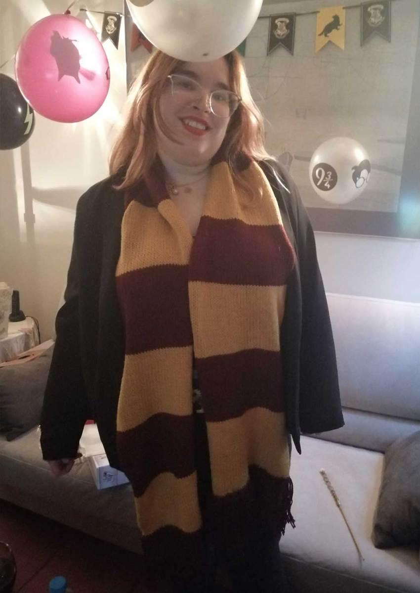 Fiesta de Harry Potter. Ponle arte.