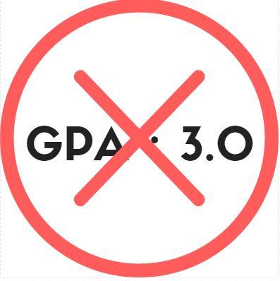 poor gpa