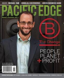 Pacific Edge Spring Issue 2014