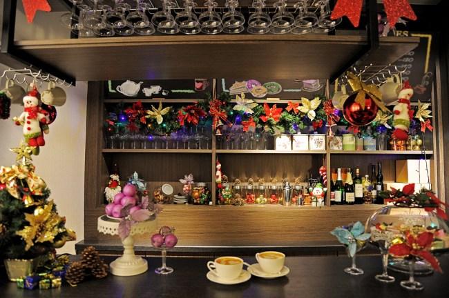 聖誕咖啡廳1