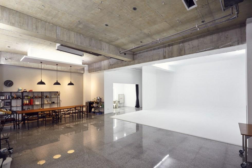 2017下半年熱門攝影棚 - MACRO STUDIO / 一樓50坪大空間攝影棚