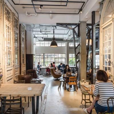 TrufflesLiving 舒服生活老件咖啡館