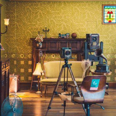 萬鏡寫真館
