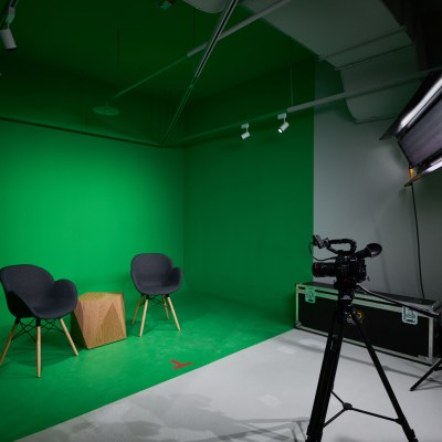 Kafnu 綠瓦 GreenScreen