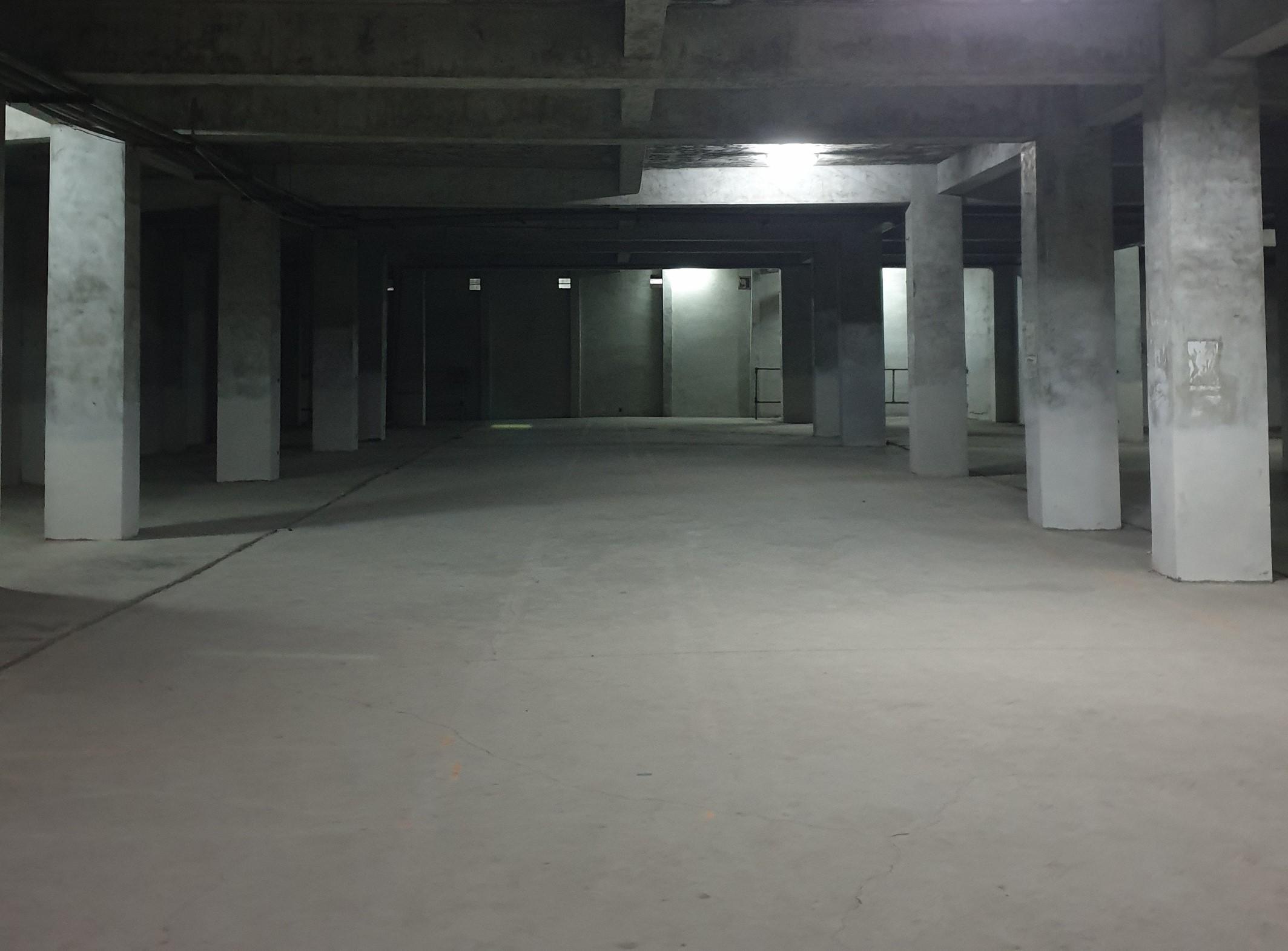中山北路地下室