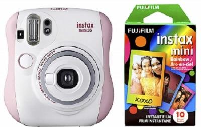 מצלמה פיתוח מיידי fujifilm instax