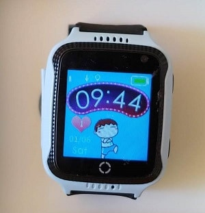 שעון חכם לילדים קרינה נמוכה