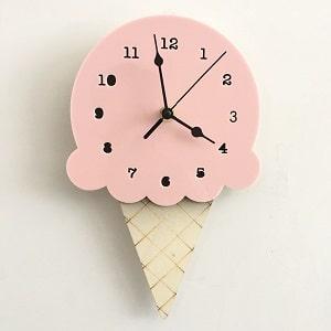שעון קיר לחדר ילדים